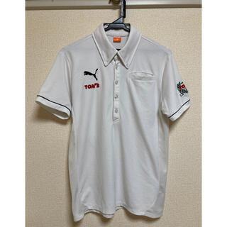 プーマ(PUMA)のPUMA Toms コラボ アニバーサリー ポロシャツ M プーマ トムス レア(ポロシャツ)