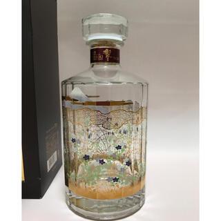 サントリー - 響17年 意匠ボトル 空瓶 一本