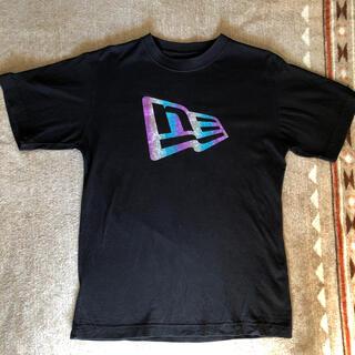 NEW ERA - newera ニューエラ ロゴ入りtシャツ 半袖