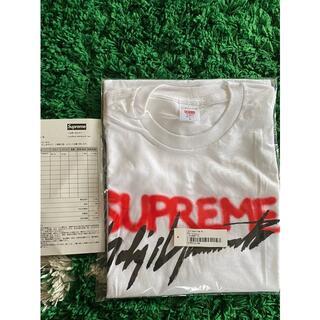 Supreme - supreme  Yohji Yamamoto logo tee  L