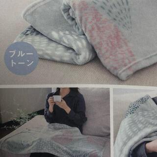 ORBIS - お値下げ!非売品 新品未使用 オルビス膝掛け(毛布)フリース素材