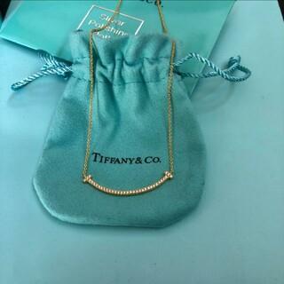 Tiffany & Co. - 新品☆ティファニー Tスマイルネックレス☆