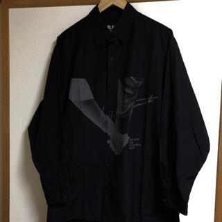 Yohji Yamamoto - yohji yamamoto black scandal スタッフシャツ