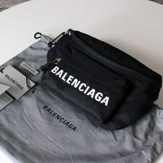 新品 バレンシアガ ウィール ベルトパック ボディバッグ ウエストポーチ バッ