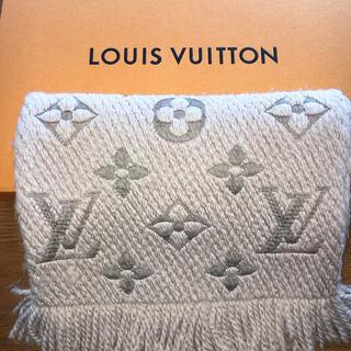 LOUIS VUITTON - LOUIS VUITTON ルイヴィトン マフラー M74742 グリペルル