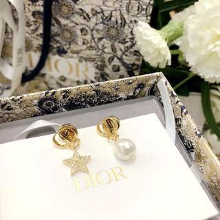 Dior - Diorディオール  ピアス⭐