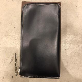 ホワイトハウスコックス(WHITEHOUSE COX)のWhitehouscox 薄型L字財布(長財布)