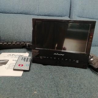 車載アーム付き9インチDVDプーレーヤー ASDC38(DVDプレーヤー)