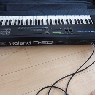 Roland - Roland社D20 とアンプのセット