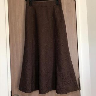 ナイスクラップ(NICE CLAUP)のロングスカート(ロングスカート)