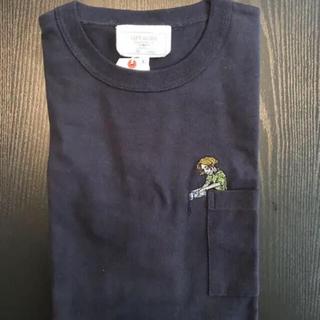 BEAMS - 「最終値下げ」レフトアローン  Tシャツ 新品未使用