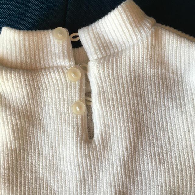 petit main(プティマイン)のpetit mainワンピース、チュニック80㎝  キッズ/ベビー/マタニティのベビー服(~85cm)(ワンピース)の商品写真