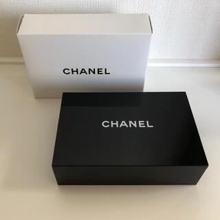 CHANEL - CHANEL 非売品 ミラー付きジュエリーボックス