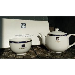 ジバンシィ(GIVENCHY)のGIVENCHY ジバンシー茶器セット ティーポット&カップ5客 (食器)