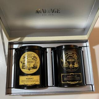 マリアージュフレール 紅茶セット