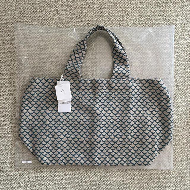 mina perhonen(ミナペルホネン)の新品♡ミナペルホネン パニーニ バッグ マーメイド レディースのバッグ(トートバッグ)の商品写真