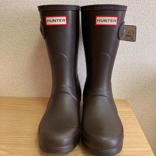 ハンター(HUNTER)の新品未使用★HUNTER レインブーツ★22㎝(レインブーツ/長靴)