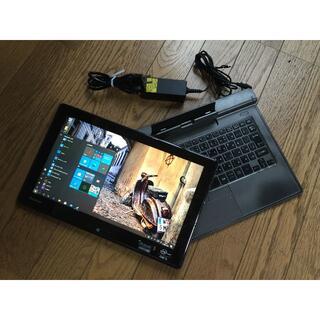 トウシバ(東芝)の東芝 V713/H i5 3339Y 128G/SSD 4G Camera(タブレット)