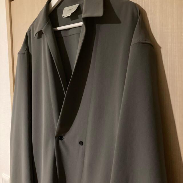 COMOLI(コモリ)の20SS YOKE ヨーク shirt cardigan メンズのトップス(シャツ)の商品写真