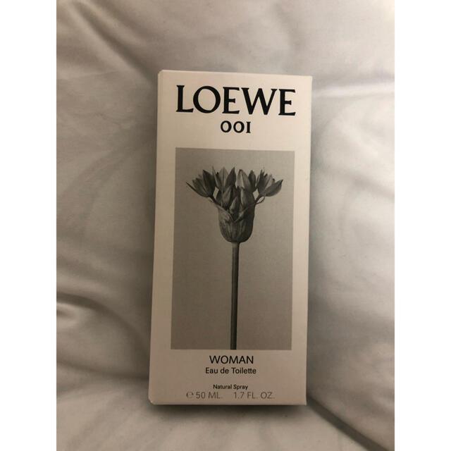 LOEWE(ロエベ)のLOWEW ロエベ 香水 空瓶 空箱 オードトワレ コスメ/美容の香水(香水(女性用))の商品写真