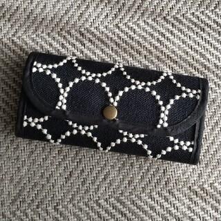 ミナペルホネン ハンドメイド 財布