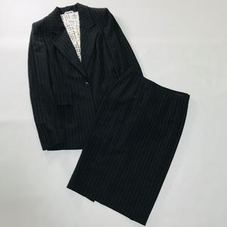 ジャンフランコフェレ(Gianfranco FERRE)のgianfranco ferre ジャンフランコフェレ レトロ スーツ ブラック(スーツ)