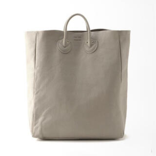 IENA - YOUNG&OLSEN EMBOSSED レザートートバッグL