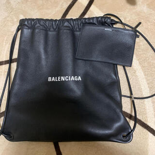 Balenciaga - balenciaga エブリデイ レザー バックパック