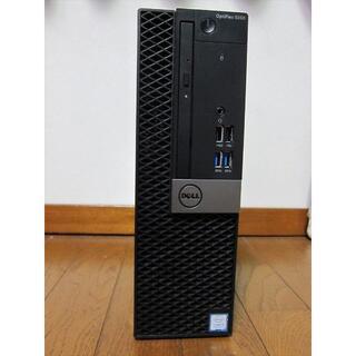 DELL - デル5050 Core i5-7500/16G/SSD256G/HDD500G
