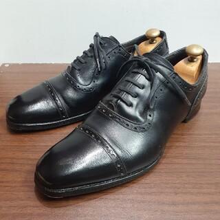 エドワードグリーン(EDWARD GREEN)の[最高級] グレンソン マスターピース エドワードグリーン級 革靴 ビンテージ (ドレス/ビジネス)