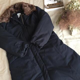 レプシィム(LEPSIM)の新品✨レプシィム☆ エアーサーマル ロングコート  中綿コート(ロングコート)