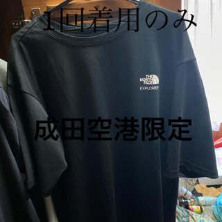 THE NORTH FACE - ノースフェイス店舗限定Tシャツ