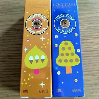 L'OCCITANE - L'OCCITANE ロクシタン ハンドクリーム 2本セット