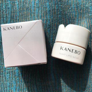 カネボウ(Kanebo)のKANEBO 夜用クリーム ミニサイズ(フェイスクリーム)