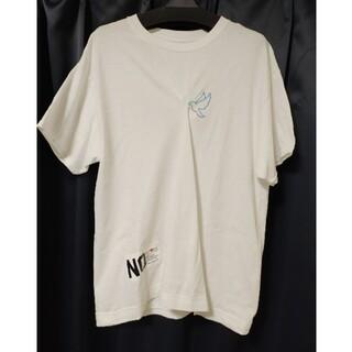 COMME des GARCONS - 【新品未使用】tigran avetisyan 19SS 青い鳥刺繍Tシャツ M