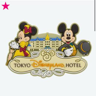 Disney - 東京ディズニーランド ランドホテル 限定 ミッキー ミニー マグネット レア