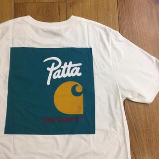 carhartt - 2016年 Patta × Carhartt WIP Logo Tシャツ パタ