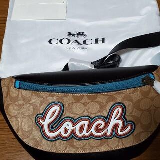 COACH - COACH ボディバッグ