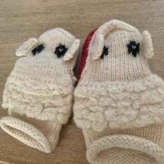 チチカカ(titicaca)のひつじの手袋☆(手袋)