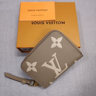 LOUIS VUITTON - |送料無料|限定セール|国内発送|ルイヴィトン 財布 小銭入れグレー オシャレ