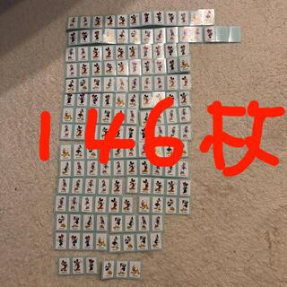 ディズニー(Disney)のゆめタウン ディズニー シール 146枚(ショッピング)