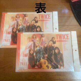 ウェストトゥワイス(Waste(twice))のTWICE ファイル(K-POP/アジア)