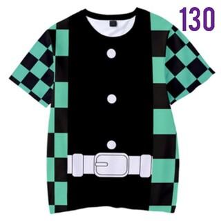 鬼滅の刃 キッズ Tシャツ 130cm