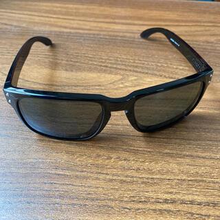 オークリー(Oakley)のオークリー ホルブルック 偏光レンズ OO9102-02(サングラス/メガネ)