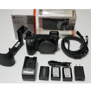 SONY - SONY ミラーレス一眼カメラ α6500 ILCE-6500  A6500