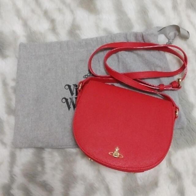 Vivienne Westwood(ヴィヴィアンウエストウッド)のヴィヴィアン ショルダーバッグ レディースのバッグ(ショルダーバッグ)の商品写真