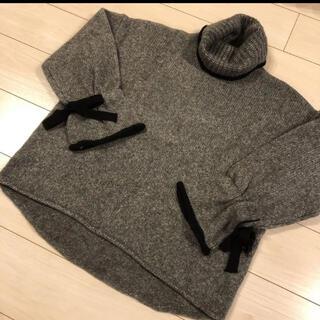 ZARA - ニット セーター 新品未使用