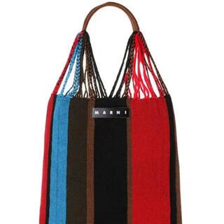 マルニ(Marni)のマルニ マルニフラワーカフェ ハンモック 新色 トートバッグ バッグ(トートバッグ)
