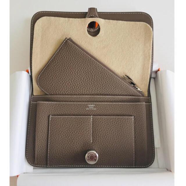 Hermes(エルメス)の^^様専用 エルメス 財布 ドゴン メンズのファッション小物(長財布)の商品写真
