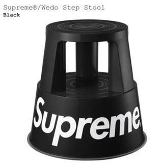 Supreme - 値引不可!Supreme wedo step stool / black